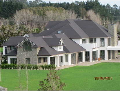 New Roofing Auckland New Roof Tiles Longrun Roofing North